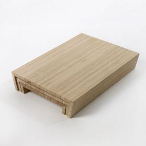 Snijplank bamboe