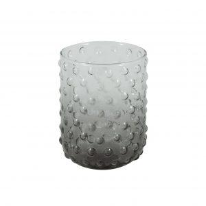 Candleholder polka dots small