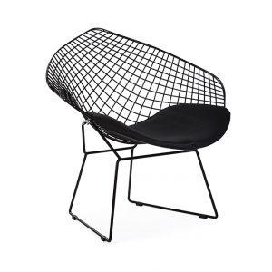 Diamond chair white